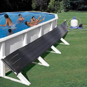 Calefacción solar piscinas elevadas Gre