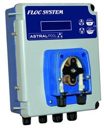 Equipo floculación Floc System Astralpool