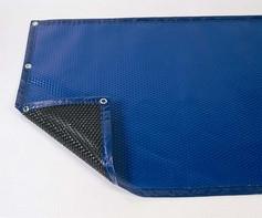Cobertor isotérmico Burbuja 400 micras – azul/negro Astralpool