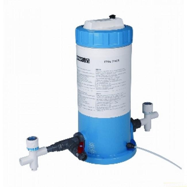 Dosificador de cloro o bromo dossi off line astralpool for Bromo para piscinas