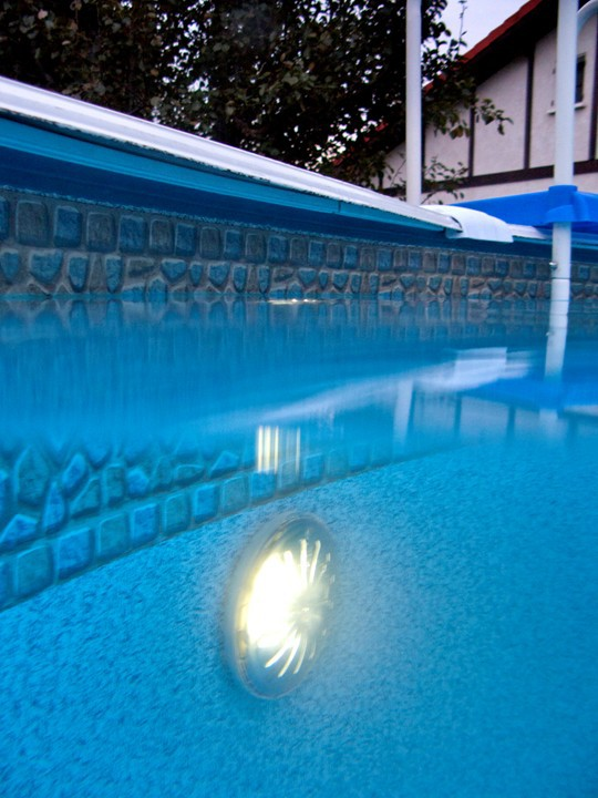 Proyectores led piscinas desmontables gre piscinas spas - Piscinas desmontables gre ...