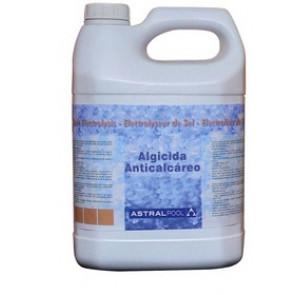 Algicida y Anticalcáreo especial para electrólisis de sal Astralpool