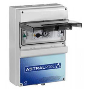Armario protección de una bomba + control de 2 luces subacuáticas Astralpool