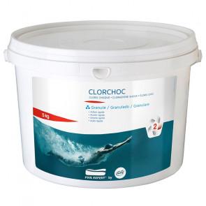 Cloro choque granulado 5 kg Gre