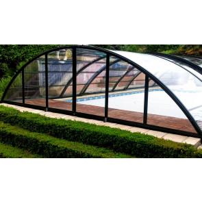Cubierta piscina telescópica baja Madeira