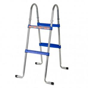 Escalera de tijera azul Gre.