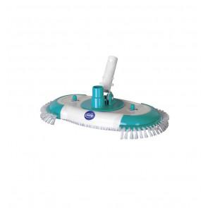 Limpiafondos ovalado rotativo con cepillos laterales Gre