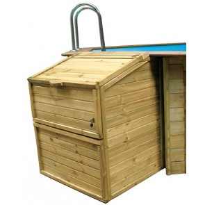 Local técnico madera118 cm Gre