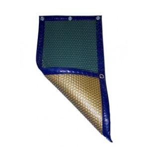 Cobertor isotérmico GeoBubble 500 micras - Azul/Oro Astralpool