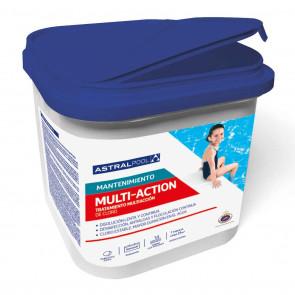 Multi-action tabletas 250 gr Astral-393