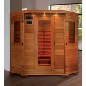 Sauna de infrarrojos esquina Astralpool