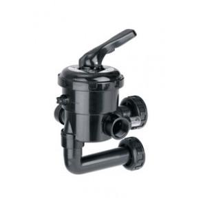 """Válvula selectora 1 ½"""" con enlace a filtro - New Generation Astralpool"""