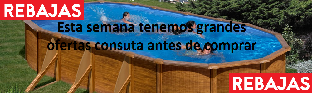 Piscinas desmontables gre piscinas spas saunas for Ofertas piscinas desmontables