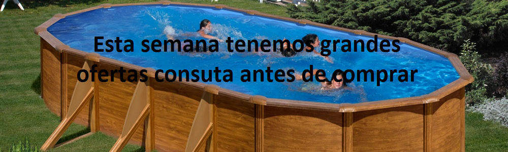 Piscinas desmontables gre piscinas spas saunas for Piscines demontables