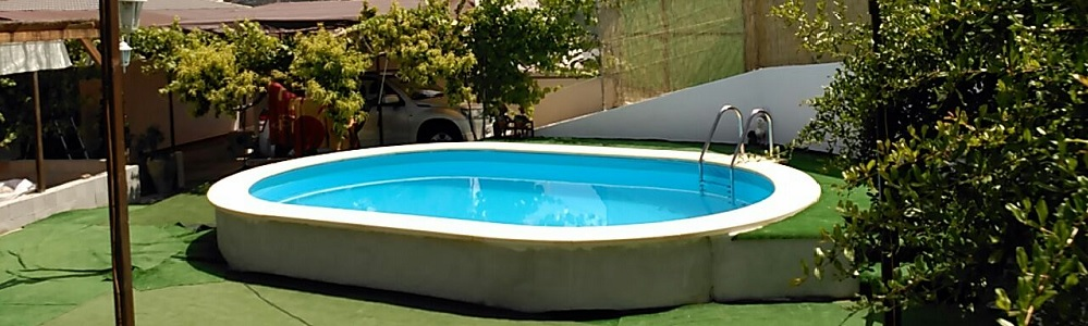 Piscinas enterradas piscinas spas saunas for Ofertas piscinas desmontables